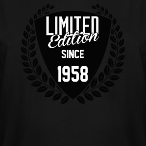 Limited Edition Since 1958 - Men's Tall T-Shirt