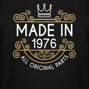 Made In 1976 All Original Parts - Men's Tall T-Shirt