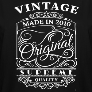 Vintage Made in 2010 Original - Men's Tall T-Shirt