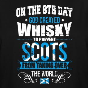 Scots And Whisky Shirt - Men's Tall T-Shirt