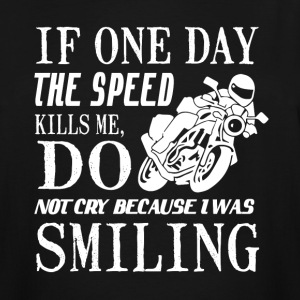 The Speed Kills Me T Shirt - Men's Tall T-Shirt