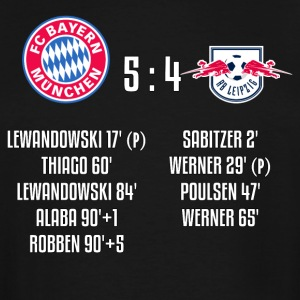 Bayern 5-4 RB Leipzing - Men's Tall T-Shirt