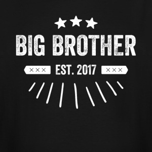 Big brother Est 2017 - Men's Tall T-Shirt