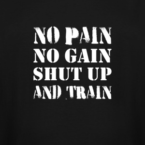 Motivational Gym Graphic T shirt and Collection - Men's Tall T-Shirt