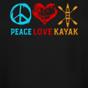 Kayak Tee Shirt - Men's Tall T-Shirt