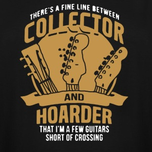 Guitar Collector Or Hoarder Shirt - Men's Tall T-Shirt