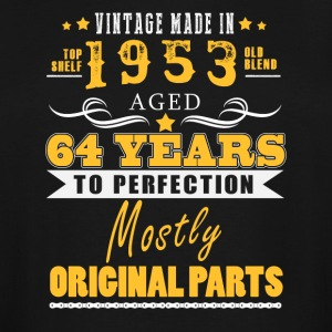 Vintage made in 1953 - 64 years to perfection (v.2017) - Men's Tall T-Shirt