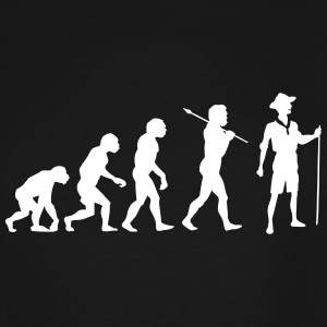 The scout Evolution - Men's Tall T-Shirt