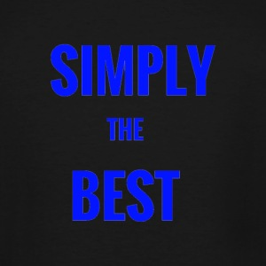 Simply the Best - Men's Tall T-Shirt
