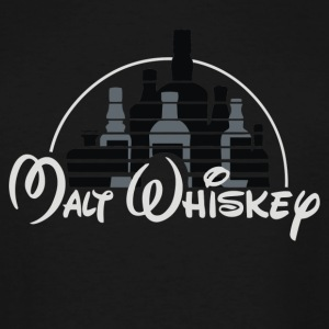 MALT WHISKEY - Men's Tall T-Shirt