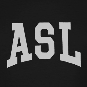 ASL - Men's Tall T-Shirt
