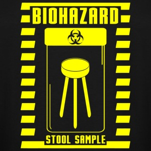 Biohazard - Biohazard Stool Sample - Men's Tall T-Shirt