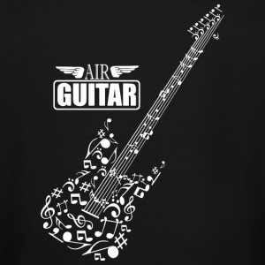 Air guitar - Air guitar - Men's Tall T-Shirt