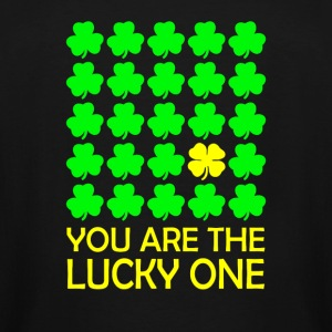 Irish symbols - You are the lucky one - Men's Tall T-Shirt