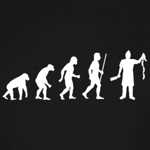 Butcher - Funny Evolution of Butcher - Men's Tall T-Shirt