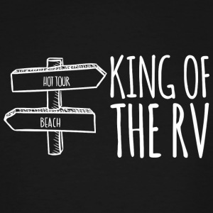 RV - King of the RV - Men's Tall T-Shirt