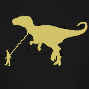 Dino Pet - Dino Pet - Men's Tall T-Shirt
