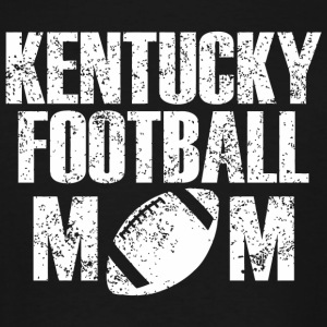 Football kentucky football mom - Men's Tall T-Shirt