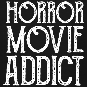 Halloween - Horror Movie Addict - Men's Tall T-Shirt