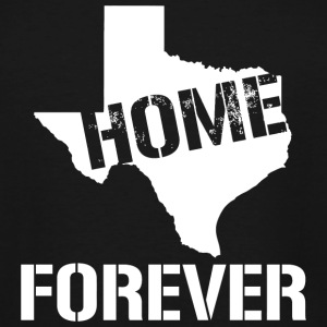 Home - Home Forever - Men's Tall T-Shirt