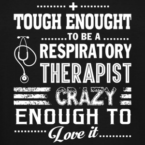 Therapist - Respiratory Therapist T Shirt - Men's Tall T-Shirt