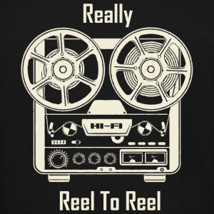 Reel - Really Reel To Reel - Men's Tall T-Shirt