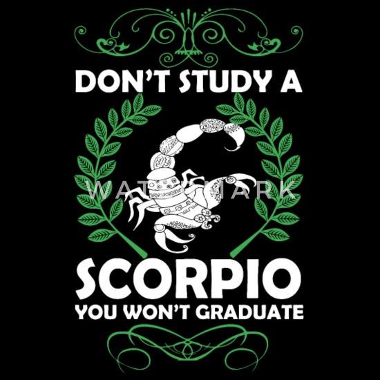Scorpio Zodiac Horoscope Kids' Premium Hoodie - black