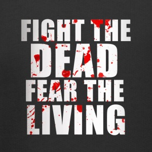 Fight The Dead Fear The Living - Kids' Premium Hoodie