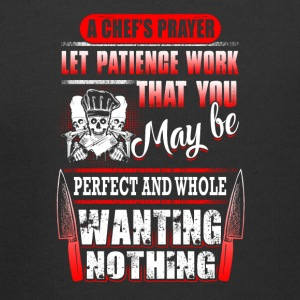 Chef A Chef's Prayer Copy - Kids' Premium Hoodie