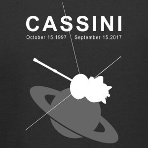Cassini–Huygens Spacecraft September 15.2017 - Kids' Premium Hoodie