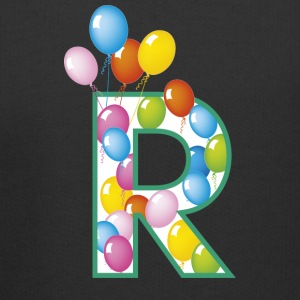letter R ballons - Kids' Premium Hoodie