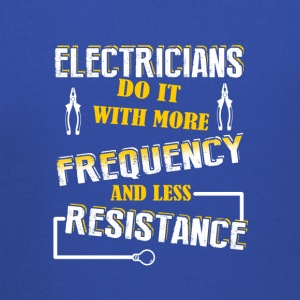 Electricians Do It With More - Kids' Premium Hoodie