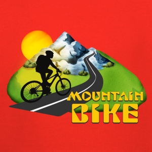 Mountain Bike - Kids' Premium Hoodie