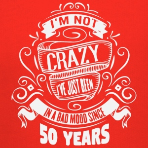 I m crazy i ve just been 50 years - Kids' Premium Hoodie