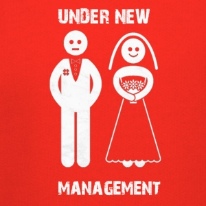 Married and Under New Management Gift - Kids' Premium Hoodie