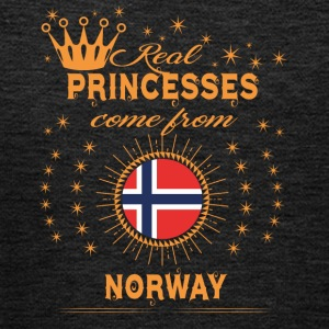 love princesses come from NORWAY - Kids' Premium Hoodie