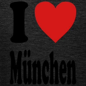 I love Muenchen (variable colors!) - Kids' Premium Hoodie