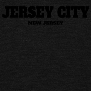 NEW JERSEY JERSEY CITY US EDITION - Unisex Fleece Zip Hoodie by American Apparel