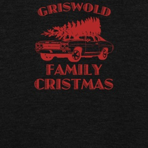 Christmas Vacation Griswold - Unisex Fleece Zip Hoodie by American Apparel