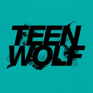teen wolf - Unisex Fleece Zip Hoodie by American Apparel