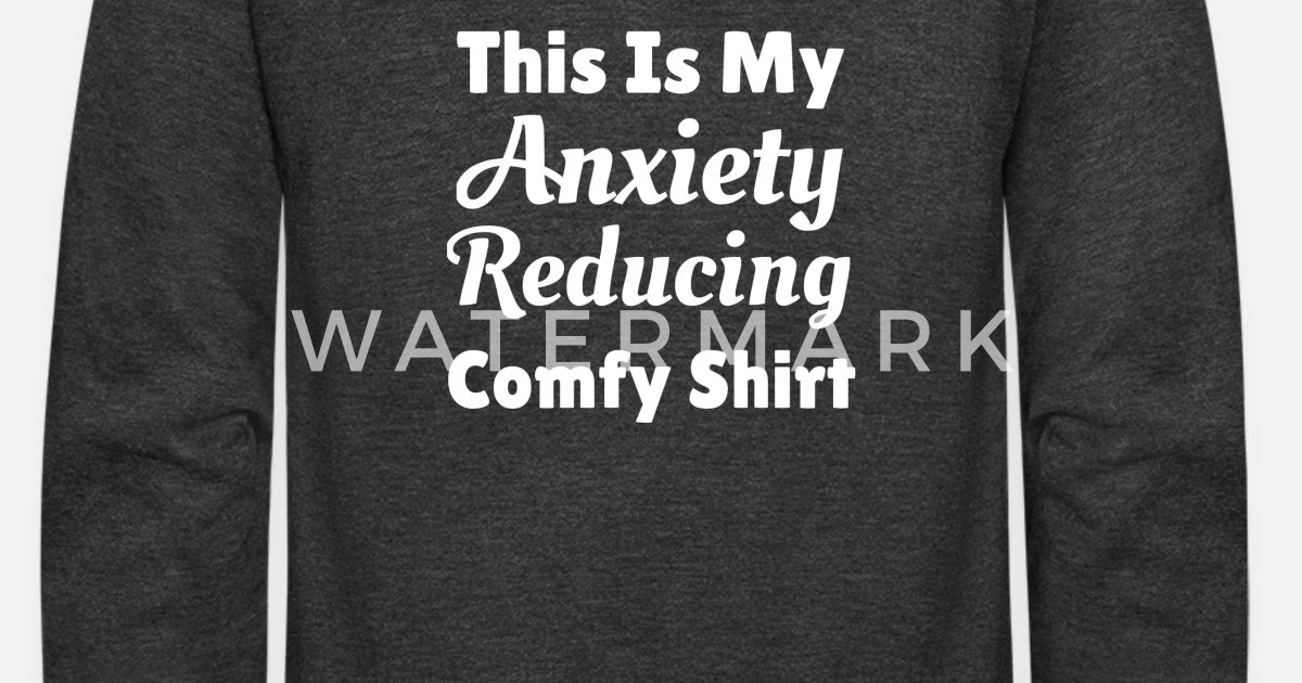 9530534a0 This Is My Anxiety Reducing Shirt Unisex Fleece Zip Hoodie | Spreadshirt