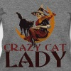 Crazy Cat Lady - Women's Wideneck Sweatshirt