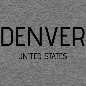 Denver - Women's Wideneck Sweatshirt