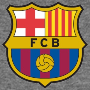 FC BARCELONA PREMIUM DESIGN - Women's Wideneck Sweatshirt