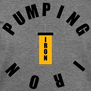 Pumping Iron - Women's Wideneck Sweatshirt