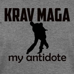 krav_maga design - Women's Wideneck Sweatshirt