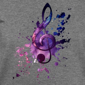 Galaxy music - Women's Wideneck Sweatshirt