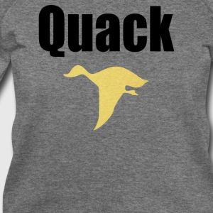Quack Duck - Women's Wideneck Sweatshirt