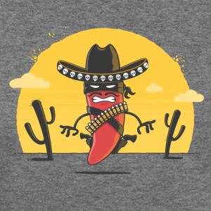 Chili Bandito - Women's Wideneck Sweatshirt