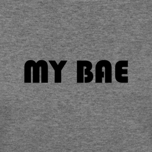 MY BAE - Women's Wideneck Sweatshirt